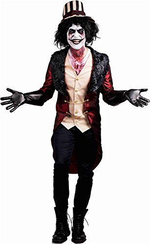 Mad House Ring Master Adult Costume - XX-Large -