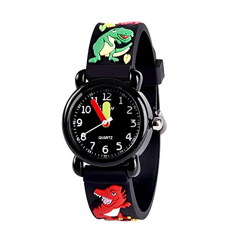 Age Birthday Gift - Gifts for 3-12 Year Old Boy Girls, ATIMO Boy Watch Toy for 4-11 Year Old Boys Girl Gift for Girl Boy Age 5-9 Birthday Present
