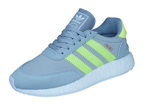 Adidas Originals Iniki Runner I-5923 Zapatillas de Deporte para Mujer-Grey-6