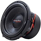 "American Bass Hd12d2 Hd Series 12"" Dual 2 Ohm Car Audio Subwoofer Sub"