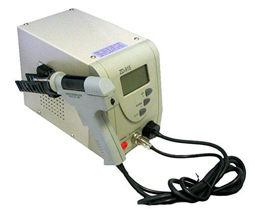 edi-tronic Digitale professionelle Entlö tstation 80W ZD-915 Vakuumpumpe - digital