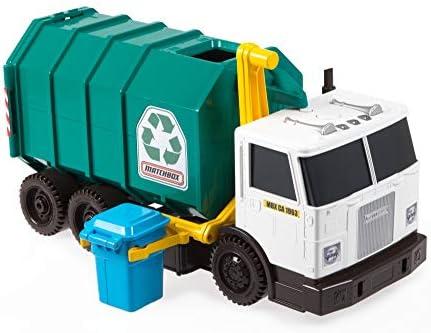 Matchbox Garbage Truck Amazon Exclusive