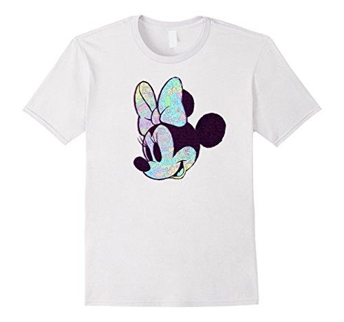 Disney Minnie Mouse Neon Bow T Shirt