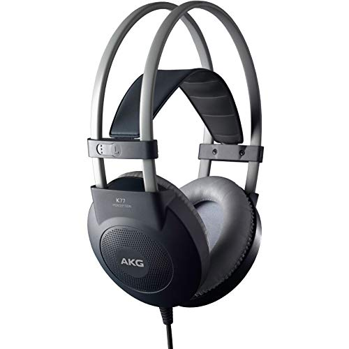 AKG Pro Audio K77 Channel Studio - Home Headphones Audio Akg