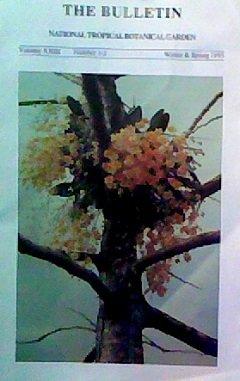 The Bulletin: National Tropical Botanical Garden (Volume XXIII, Number 1-2)
