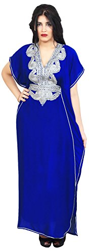 moroccan cotton dresses - 4