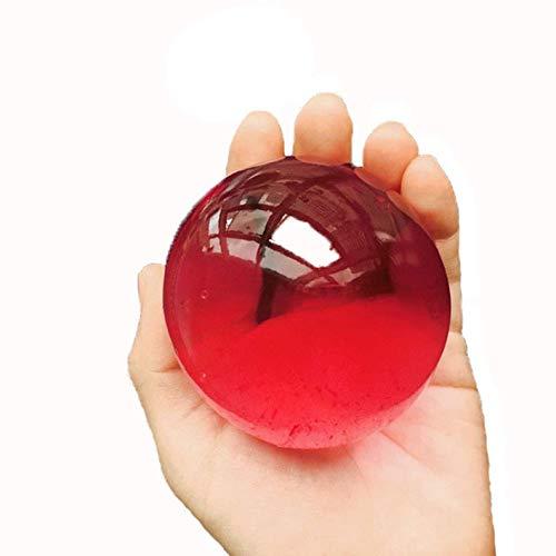 Muhuyi Large Sized 2 Water Beads Crystal Water Gel Bead Water Growing Balls Vase Filler (150Beads)