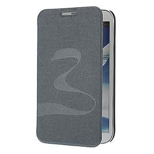 compra Oracle piel del patrón de mariposa de la PU de cuero Bolsas de protección con soporte para Samsung Galaxy Note N7100 2 , Rose