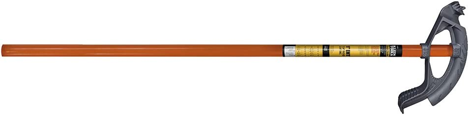Klein Tools 56205 Iron Conduit Bender 1-Inch EMT, Assembled with No. 51247 Handle