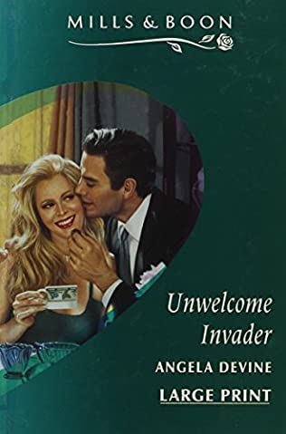 book cover of Unwelcome Invader