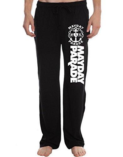 rbst-mens-anchor-mayday-parade-logo-running-workout-sweatpants-pants-l-black