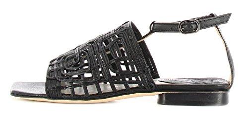 IXOS Mujer Negro Para Zapatillas Negro qA0A4gTn