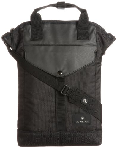 Victorinox Luggage Altmont 3.0 Slimline Vertical Laptop Tote, Black, One Size ()