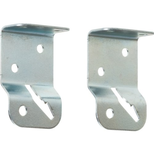 Silver Universal Mount Roller Shade Bracket Package Of 2 791301 -set of 2