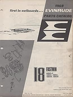 1968 evinrude outboard motor fastwin 18hp p n 279008 parts manual evinrude schematics 1968 evinrude outboard motor fastwin 18hp p n 279008 parts manual (678) manufacturer amazon com books
