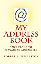 My Address Book: One place to organize addresses