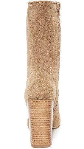 Jeffrey Campbell Femmes Perouze Stretch Bottines Tan