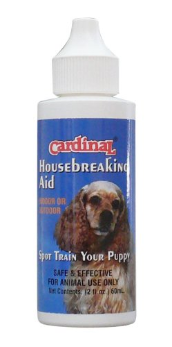 Gold Medal Pets Housebreaking Aid for Puppies, 2 - Spray Here Go