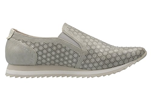 21 silber 401 Women's 21 Silber 1237 Loafers Mustang 7Y0qUacY