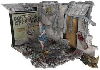 The Walking Dead TV Hospital Doors McFarlane Toys Construction Sets Play Set 14524-3