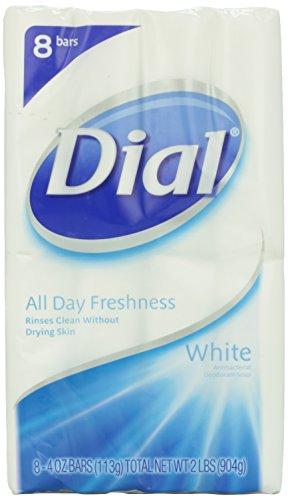 dial white - 2