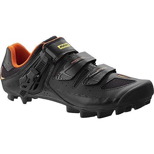 Mavic Crossride SL Elite MTB Fahrrad Schuhe schwarz/grau 2016: Größe: 46