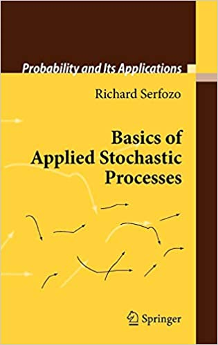 Amazon com: Basics of Applied Stochastic Processes