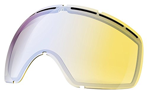 Electric Visual EG2 Yellow/Blue Chrome Snow Goggle - Lens Eg2 Electric Yellow