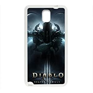 Happy DIABLO 3 Reaper of Souls Cell Phone Case for Samsung Galaxy Note3