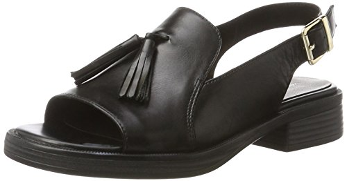 Black Ivy Sandals Sling Black 20 Vagabond Women's 4 Back Colour UK 7FzUWxq