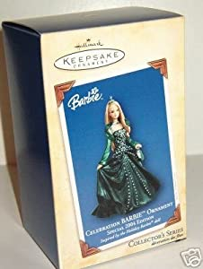Ornament - Celebration Barbie 2004