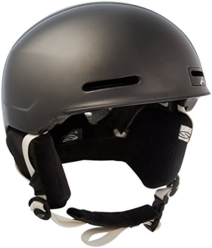 Smith Optics Unisex Adult Maze Snow Sports Helmet (Gunmetal Dark Hours, X-Small)