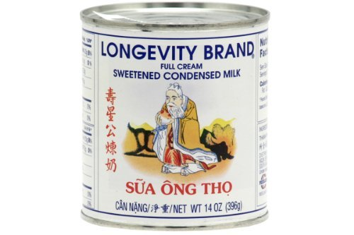 Sweet Condensed Milk (Full Cream) - 14oz (Pack of 1)