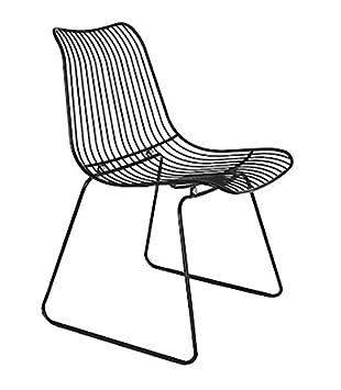 Houe Dk Acco   String Dining Chair, Stuhl Ohne Armlehnen   Schwarz, In