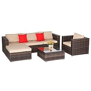 41J0ZlRIVZL._SS300_ Wicker Patio Furniture Sets
