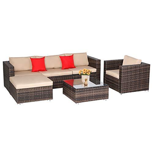 SOLAURA Outdoor Furniture Set