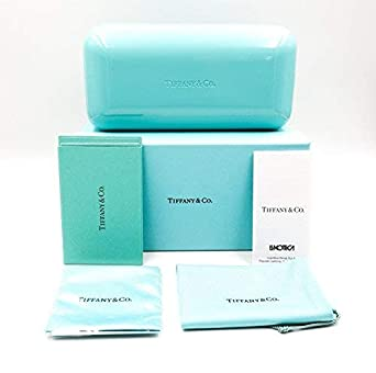 78701af7d33c Image Unavailable. Image not available for. Color  Tiffany   Co. Large Sunglass  Case and Accessories