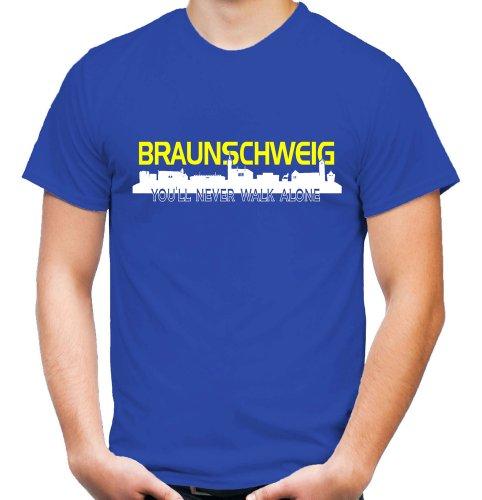 Braunschweig Skyline T-Shirt | Fussball | Ultras