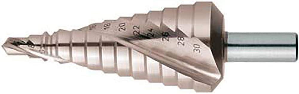 Universal-Stufenbohrer spiralgenutet 4-20,00mm FORMAT