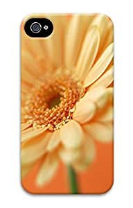 HD Flowers 15 Custom iPhone 4/4S Case Cover ¨C Polycarbonate