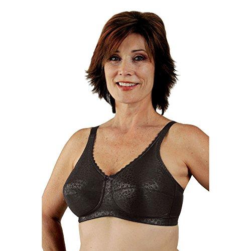 - Post Mastectomy Nylon Knit Fiberfill Bra