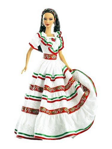 Festivals of the World: Cinco De Mayo Barbie -
