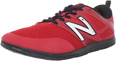 New Balance Men's MX20 Minimus Training Shoe, Red, 9.5 D US