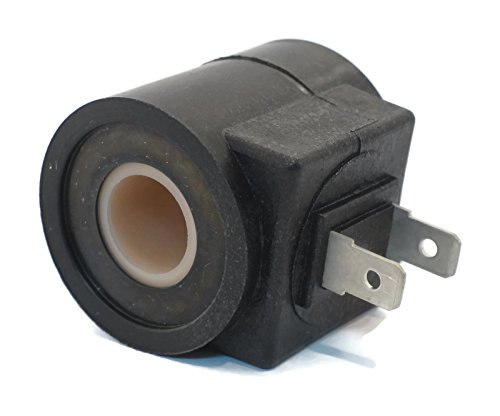 Fisher Control Valves (Snow Plow CONTROL VALVE COIL for Western 49230 49230K Fisher 7639 Maxim 412001 by The ROP Shop)