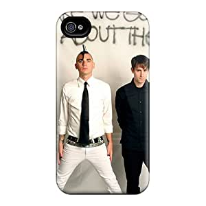 Awesome Case Cover/iphone 4/4s Defender Case Cover(anti Flag)
