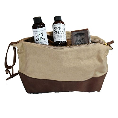 Natural Grooming Gift For Man - Shaving Kit by our green house