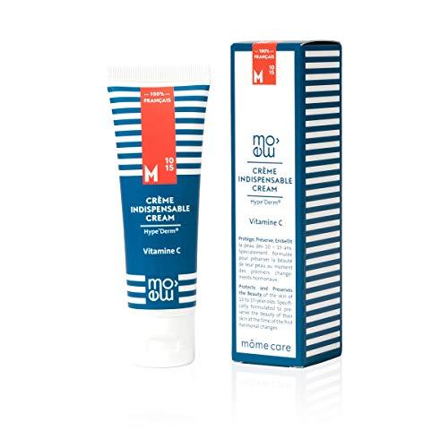 Skin Regulator for Teens: Môme Care Indispensable M, Allergen Free & Safe formulation, Moisturizer for Acne Prone Skin With Vitamin C & Organic Fruit Water,1.69 fl, Made in France