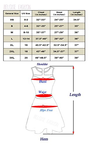 Sylvestidoso Women's A-Line Pleated Sleeveless Little Cocktail Party Dress with Floral Lace 17