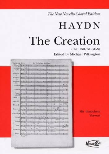 The Creation: Vocal Score