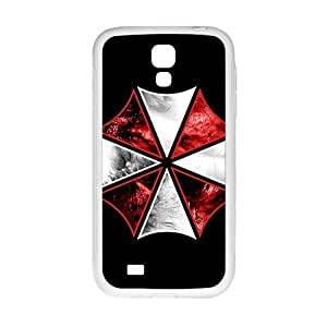 Red and white umbrella Cell Phone Case for Samsung Galaxy S4